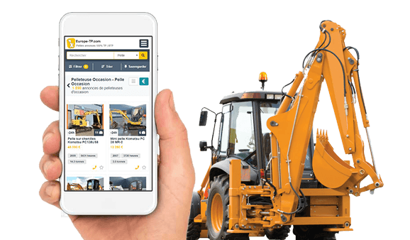 Post your ad on the specialised website for construction equipments and machines!