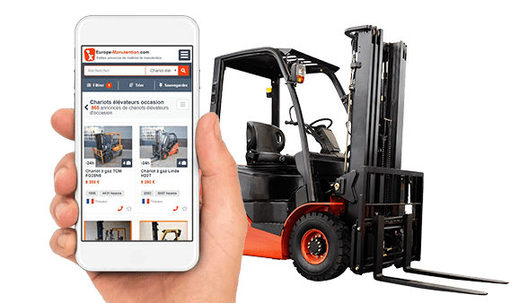 Post your ad on the specialised website for handling equipments!