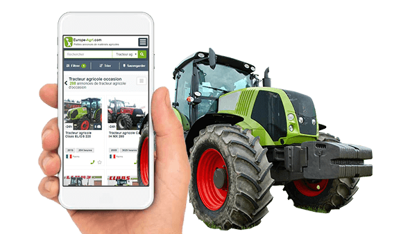 Publiez votre annonce sur le spécialiste des annonces de machines agricoles !