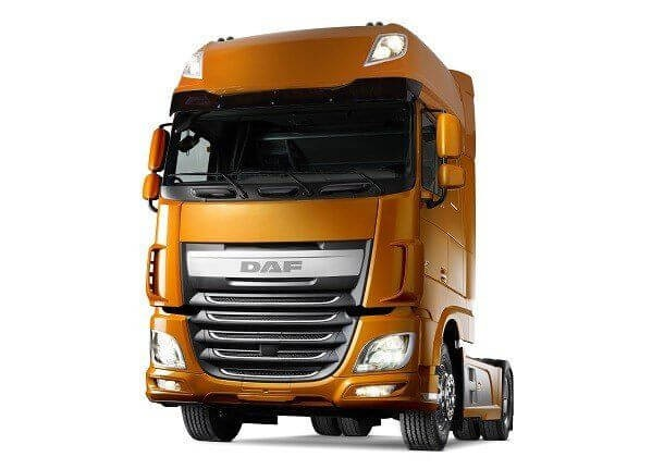 FT XF 105 Super Space Cab GV 18.0 V