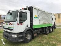 camion benne à ordures ménagères